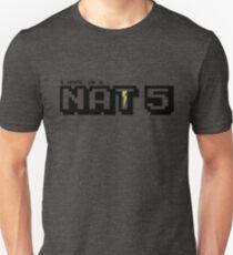 Nat 5 Unisex T-Shirt
