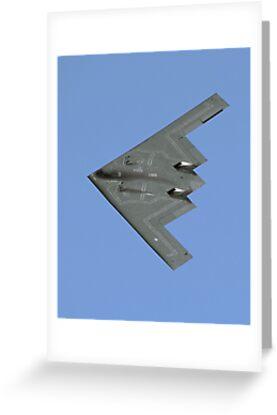 Northrop Grumman B-2A Spirit 82-1069/WM stealth bomber by Colin Smedley