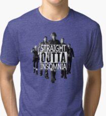 Straight Outta Insomnia Tri-blend T-Shirt