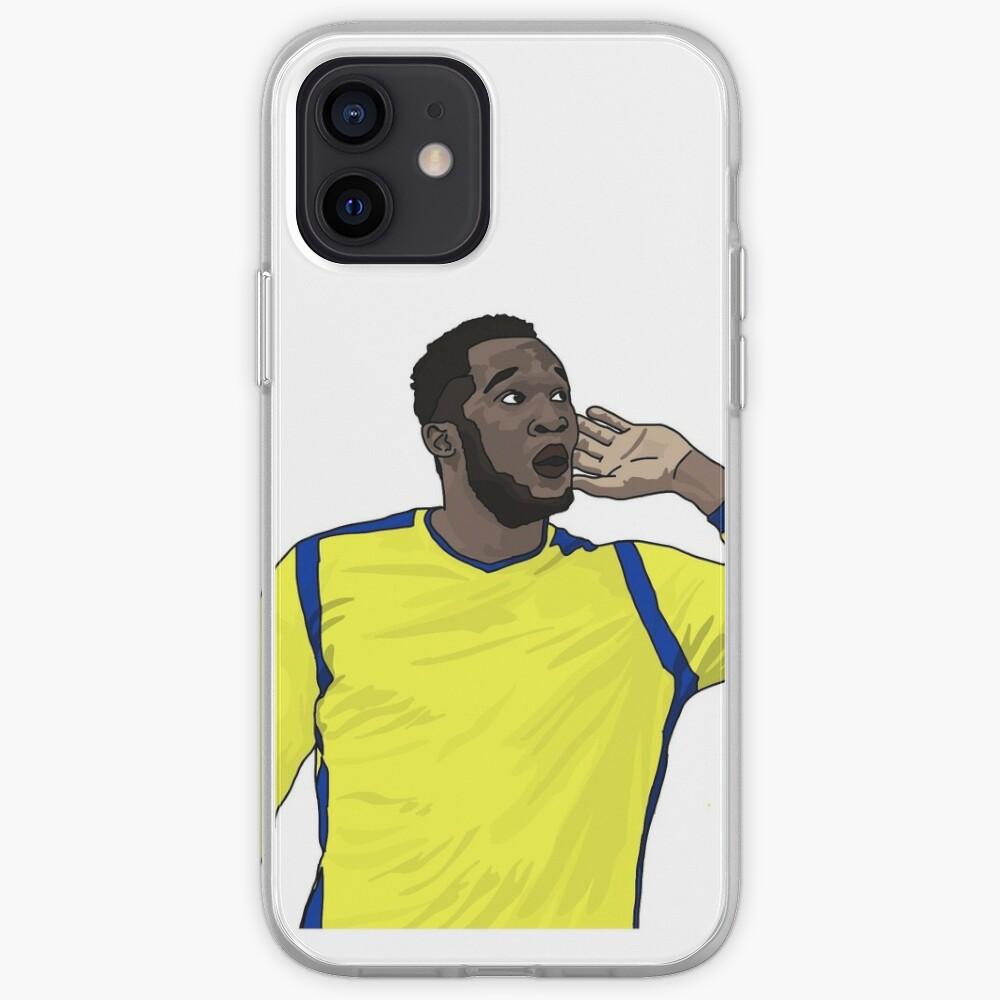 Romelu Lukaku iPhone Case & Cover