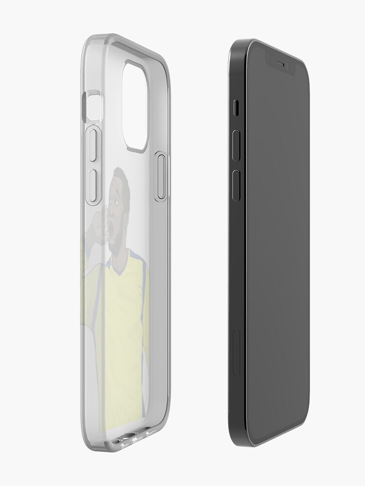 Alternate view of Romelu Lukaku iPhone Case & Cover