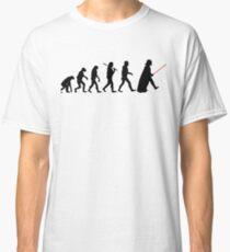 Darth Vader Evolution Classic T-Shirt