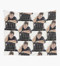 keith urban tour 2016 caturwhite tiga 3 Wall Tapestry