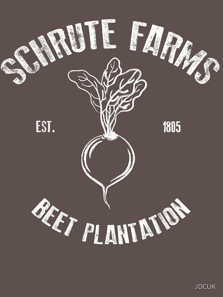 TShirtGifter presents: Schrute Beet Plantation | Unisex T-Shirt