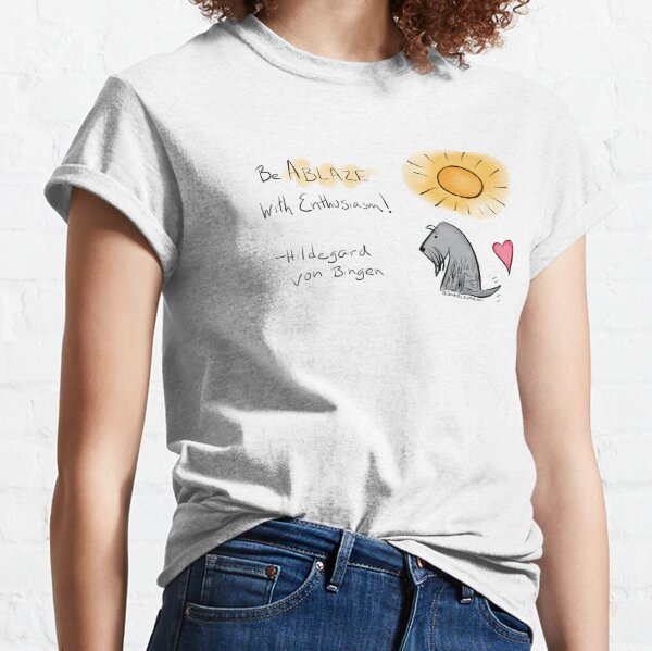Jack - Be Ablaze with Enthusiasm Classic T-Shirt