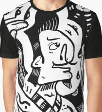 Surrealist Painter Graphic T-Shirt