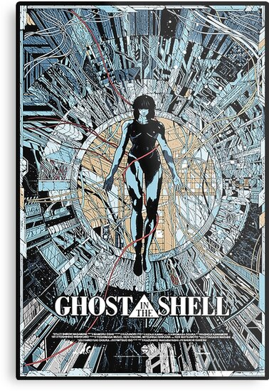 Ghost in the Shell  by pdzz00