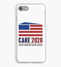 CAKE 2020 iPhone Case/Skin