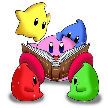 Kirby & Co! by Dractive