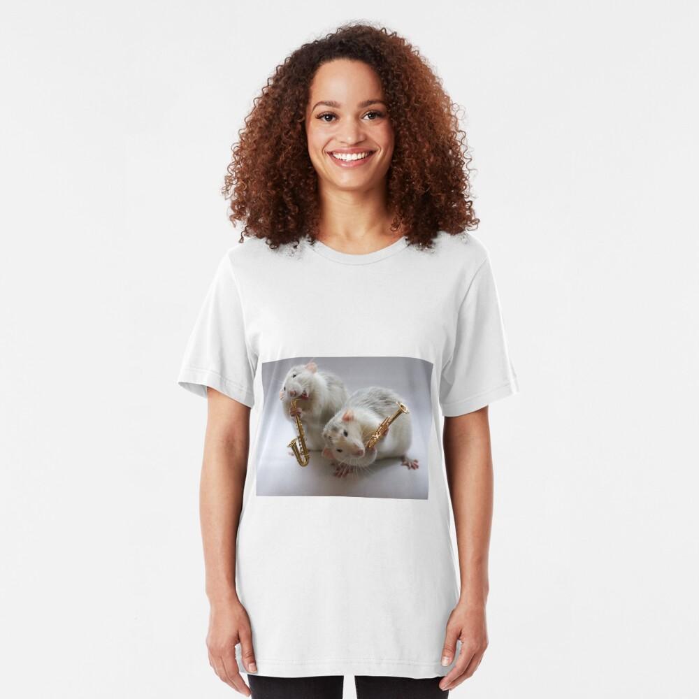 Same Band.... Slim Fit T-Shirt