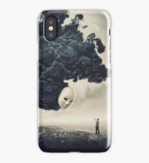 The Selfie A Dark Surrealism iPhone Case/Skin