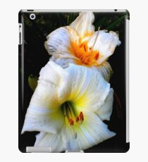 Something Old , Something New, Pale Yellow Tiger Lilly iPad Case/Skin