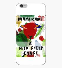 Eine wilde Schafjagd - Haruki Murakami iPhone-Hülle & Cover