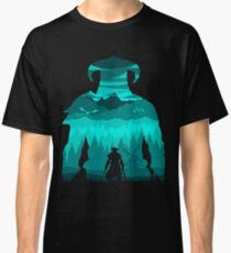 Dragonborn Silhouette Classic T-Shirt