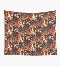 Super heroes Wall Tapestry