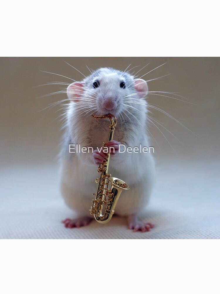 My Saxophone... by Ellen