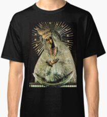 Black Madonna, Our Lady of Grace, Our Lady of Gate of Dawn, Virgin Mary Classic T-Shirt