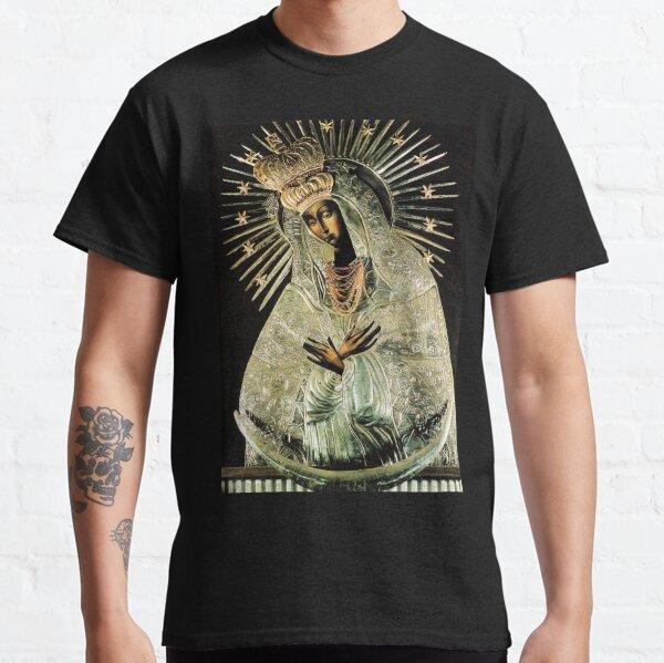 Virgen Negra, Nuestra Señora de la Gracia, Nuestra Señora de la Puerta del Alba, Virgen María Camiseta clásica
