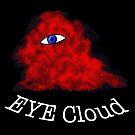 Eye Cloud -text by Cranemann