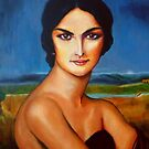 """""""A LADY"""" by Manuel Sanchez"""