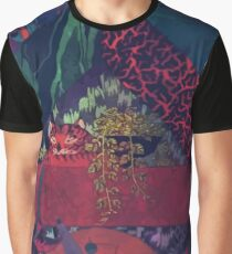 GLASS ANIMALS // BLACK MAMBO Graphic T-Shirt