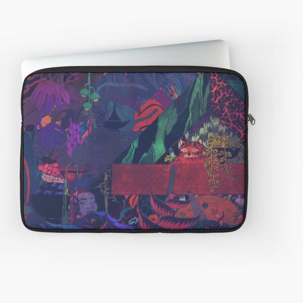 GLASS ANIMALS // BLACK MAMBO Laptop Sleeve