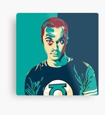 Sheldon Metal Print