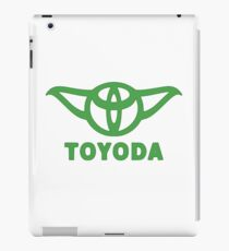 Toyoda iPad Case/Skin