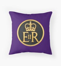 Royal Jubilee Throw Pillow
