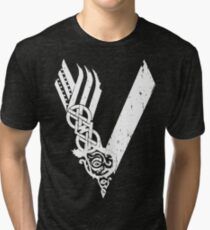 VIKINGS - TV SHOW Tri-blend T-Shirt