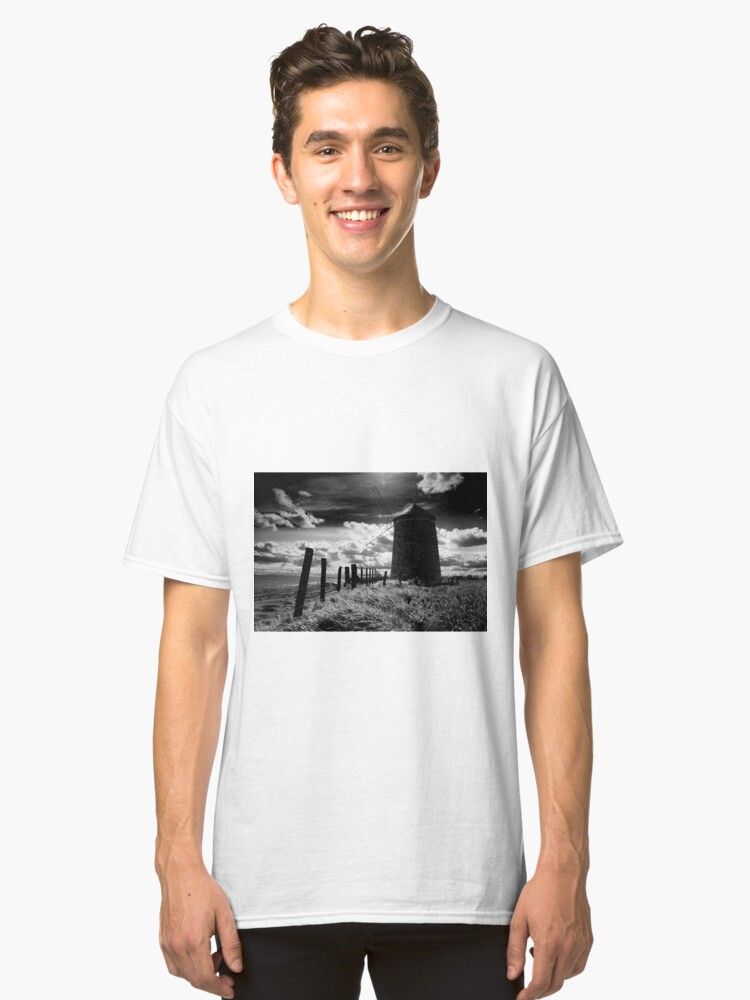 Alternate view of St. Monans' Windmill Classic T-Shirt