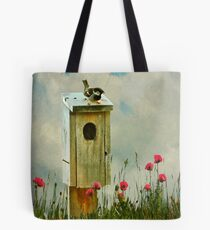 The Sparrow... Tote Bag