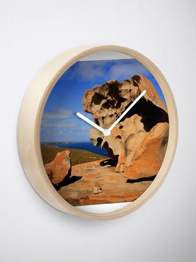 Alternate view of Dali Landscape Clock