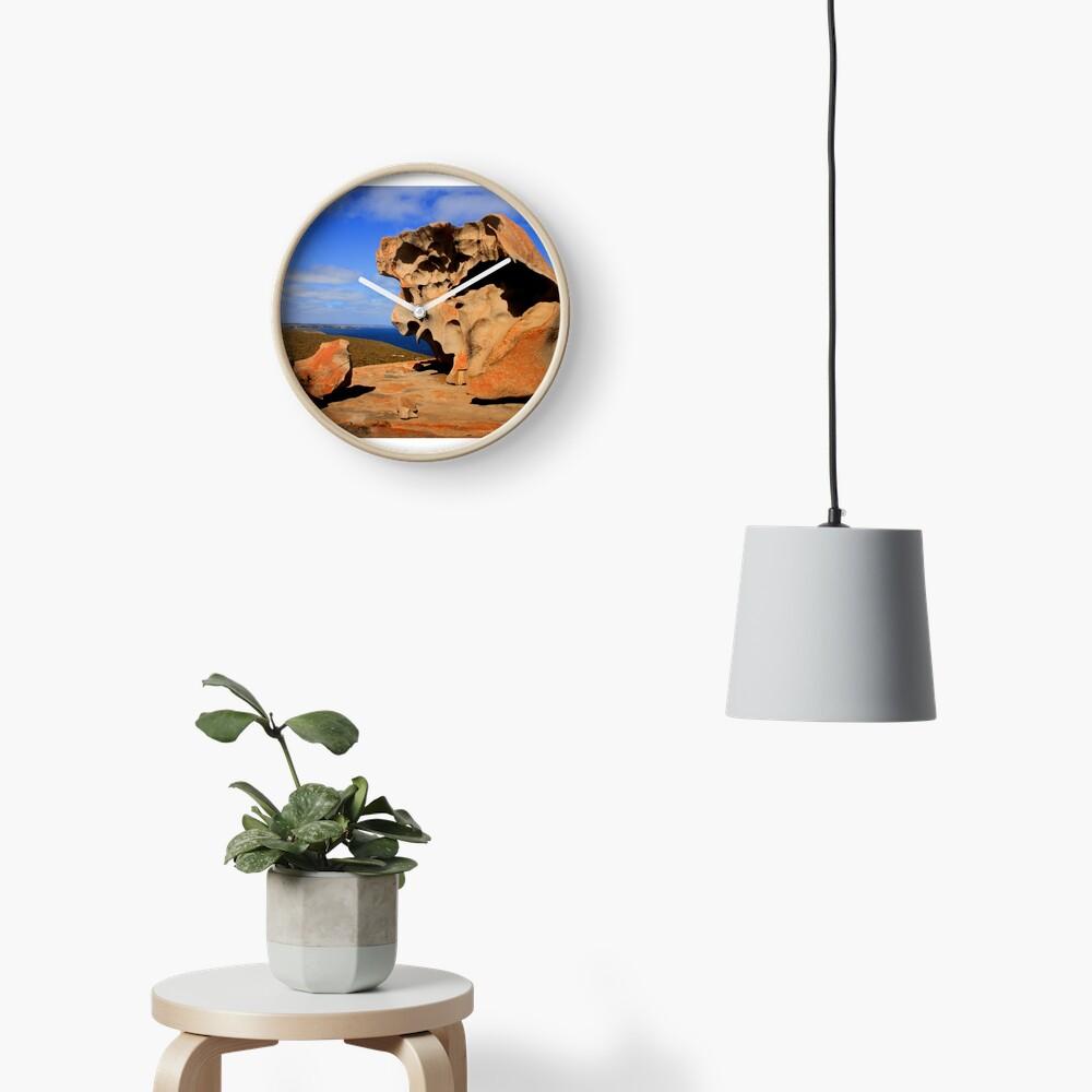 Dali Landscape Clock