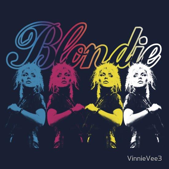 TShirtGifter presents: Blondie | Unisex T-Shirt
