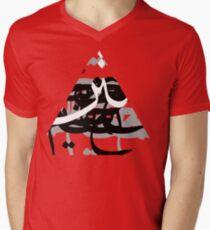 Matn Typograph02 Men's V-Neck T-Shirt