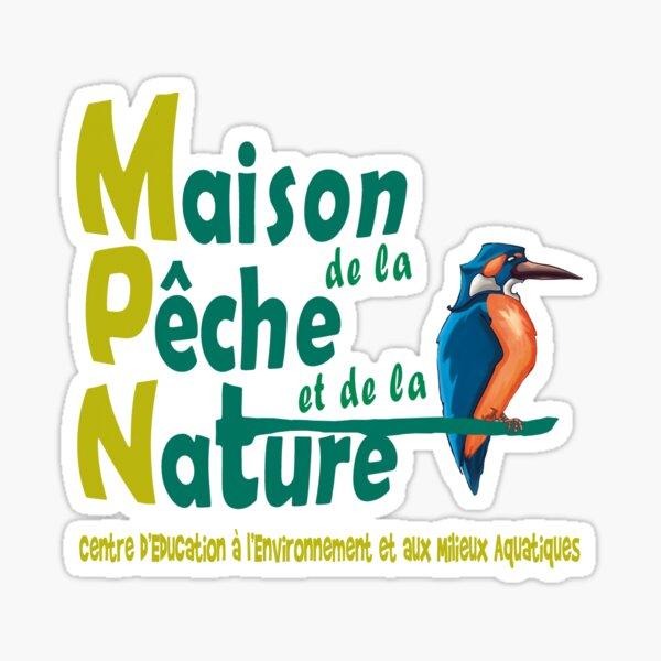 Maison de la Pêche et de la Nature Sticker