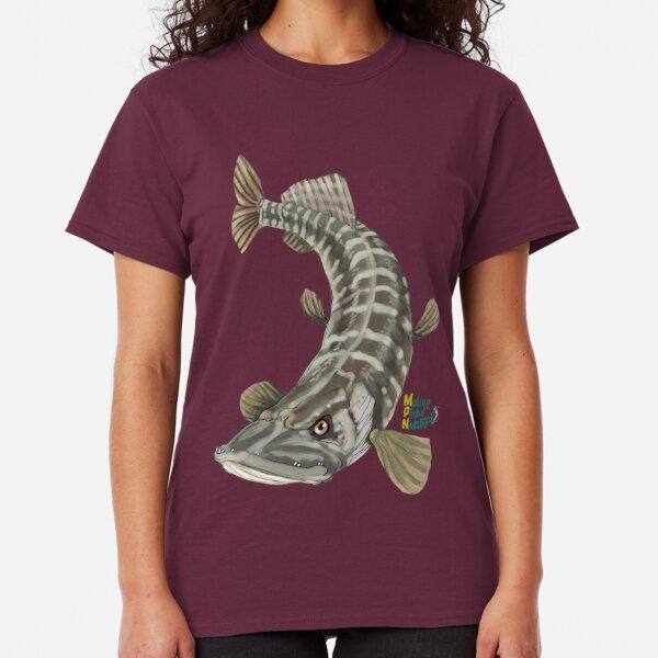 Brochet Pike T-shirt classique