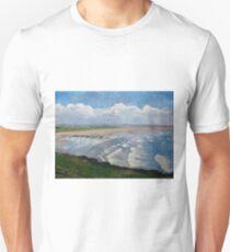 Saunton Sands Beach, North Devon T-Shirt