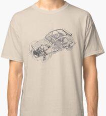 Citroen 2cv | Cars Classic T-Shirt