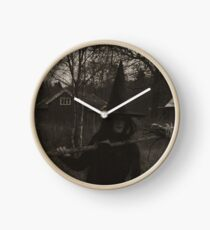 Blessings Be On This House III Clock
