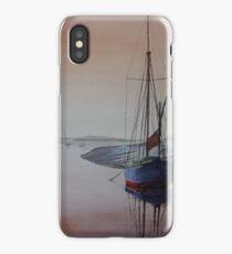 Resting Place - Blakeney, Norfolk iPhone Case/Skin
