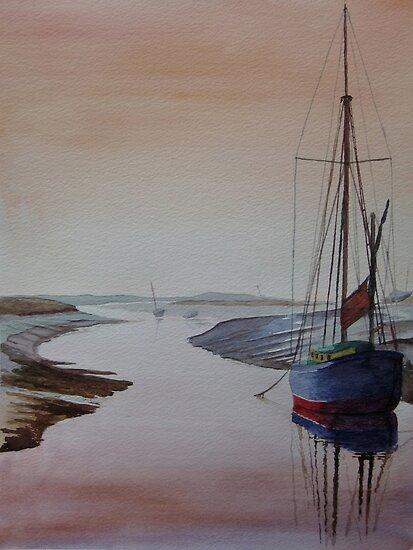 Resting Place - Blakeney, Norfolk by medlin