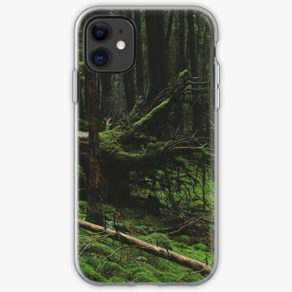 Fallen Giant iPhone Soft Case
