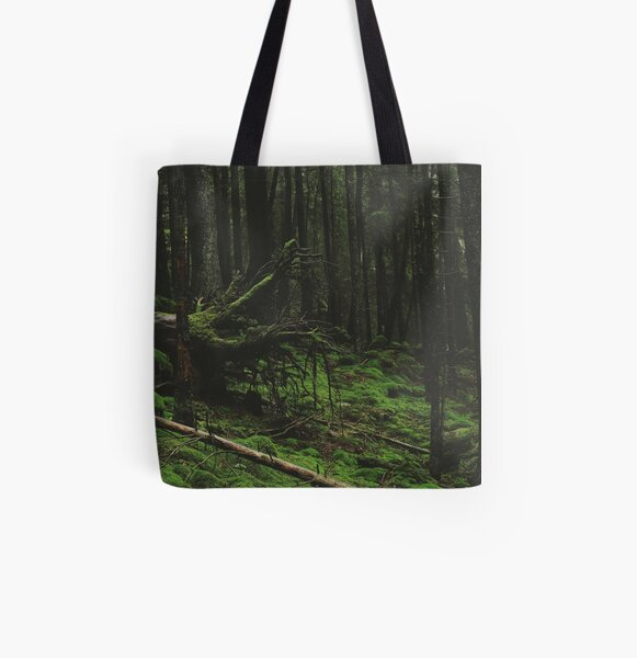 Fallen Giant All Over Print Tote Bag