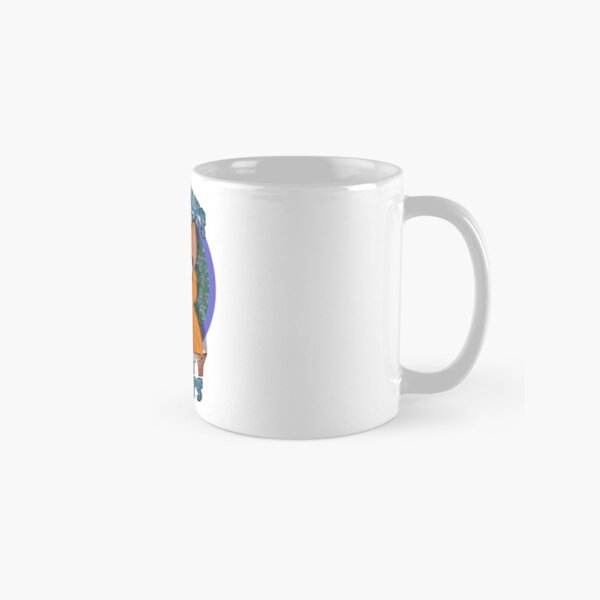 Funky Cats and their Feisty Stats Classic Mug