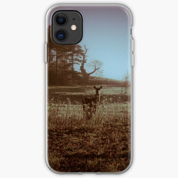 After The Cold Of The Silver Night iPhone Soft Case
