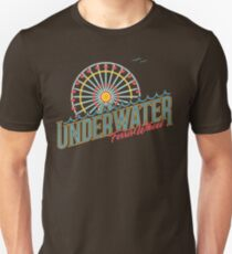Underwater Ferris Wheel — 'Umbrella Beach' by Owl City Unisex T-Shirt