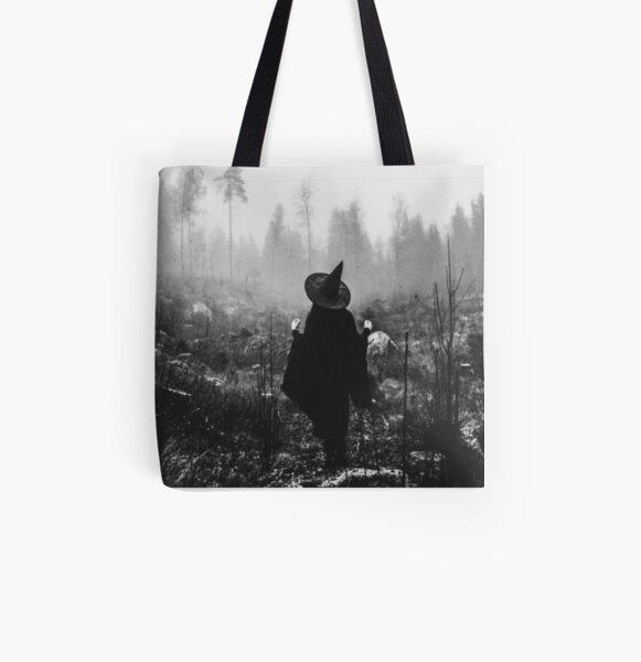 Forest Blessings All Over Print Tote Bag