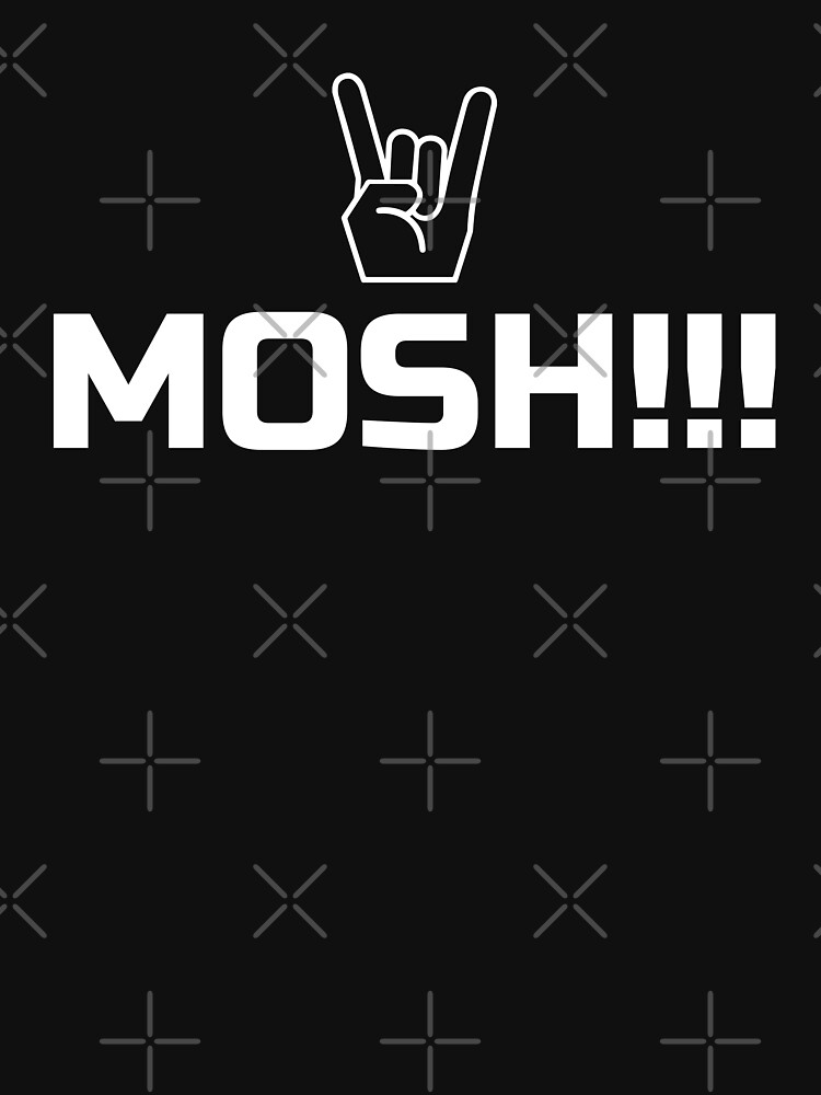 Mosh pit heavy metal by playloud